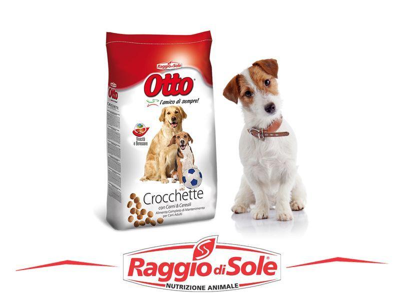 Offerta Vendita Crocchette Cani - Promozione vendita Crocchette Raggio di Sole - Agriverde
