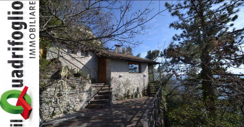 offerta casa indipendente in vendita Trieste - occasione villa vista mare Trieste Immobiliare
