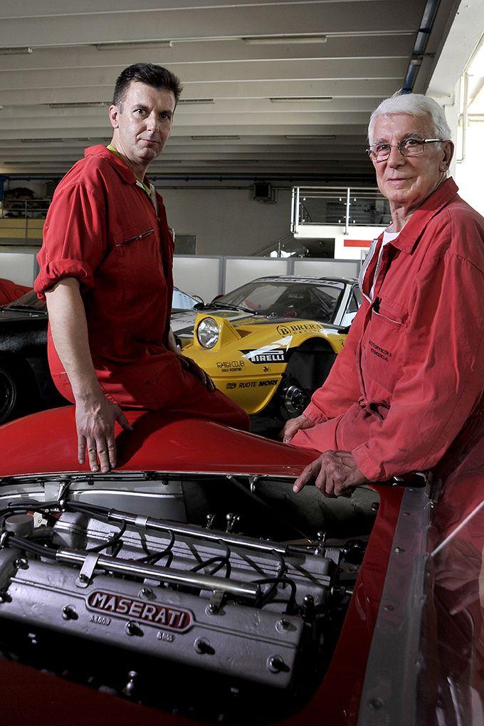 Offre préparation de vieilles voitures de course -Occasion préparation de voitures de course