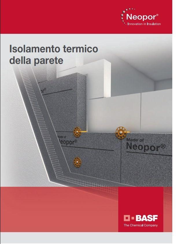 ISOLAMENTO TERMICO A CAPPOTTO NEOPOR  BASF