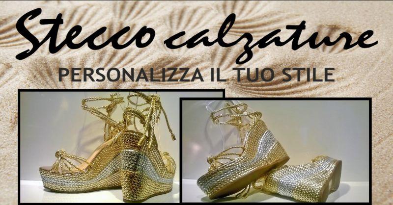 Occasione zeppe gioiello scarpe scontate donna - Offerta Stecco Calzature scarpe donna sconto