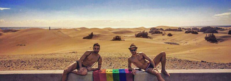 Oferta pernoctación y desayuno Hotel Resort Apartamentos en Centro turístico Gay Gran Canaria