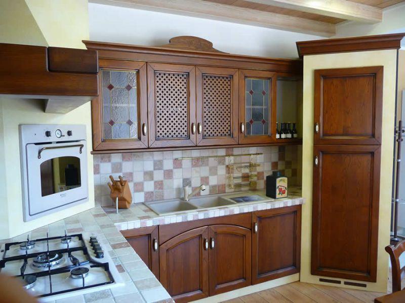 offerta svendita cucina in muratura andora - occasione cucina completa di elettrodomestici