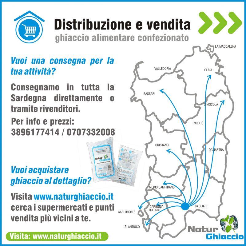 promozione ghiaccio alimentare - offerta consegna ghiaccio a domicilio - Naturghiaccio