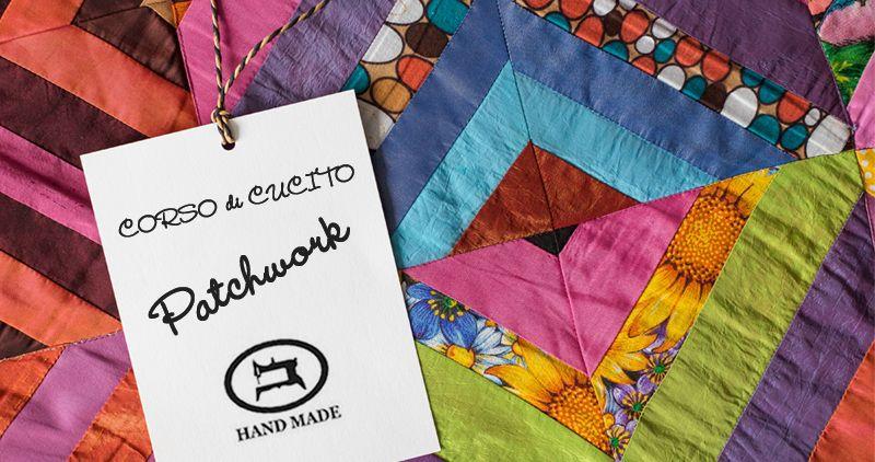 offerta corso cucito patchwork -  promozione creare accessori partchwork - hand made ragusa