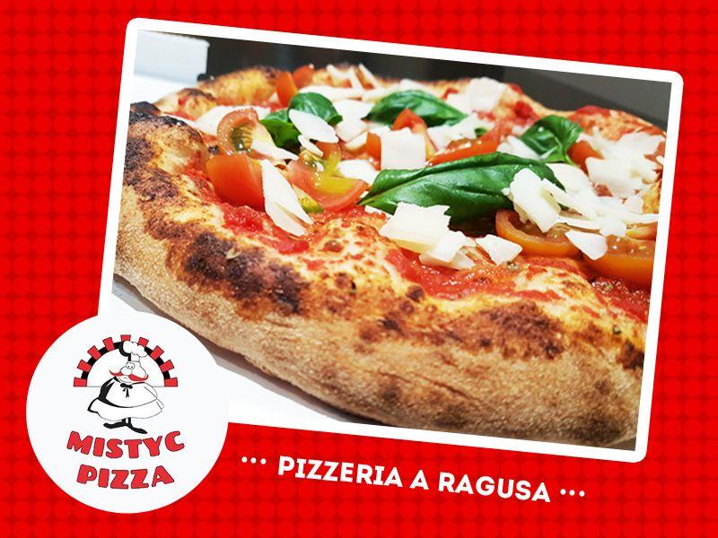offerta pizzeria forno a legna - promozione pizzeria a domicilio - mystic pizza