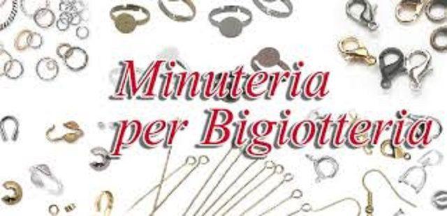 bigiotteria gallarate varese monachelle chiodini chiusure
