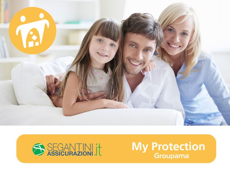 offerta assicurazione tenore di vita my protection - promozione my protection groupama