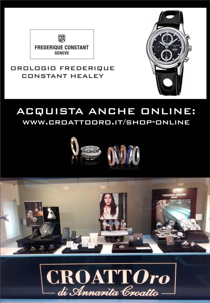 Offerta Orologio Frederique Constant Healey Udine - Occasione Frederique Constant Healey UD