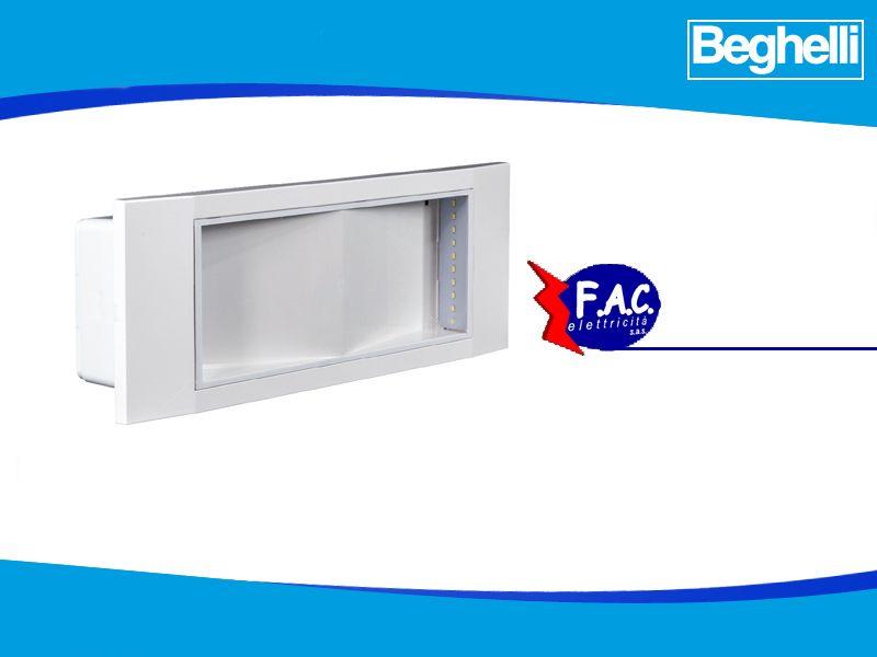Offerta apparecchi Stile in Led - Promozione illuminazione di emergenza - FAC Elettricita'