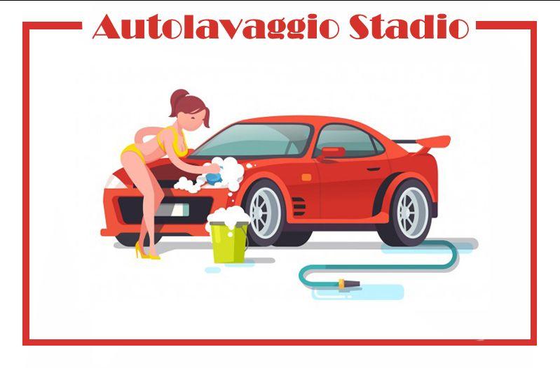 Offerta Servizi Autolavaggio - Promozione Servizio Pulizia Lavaggio Auto Autolavaggio Stadio