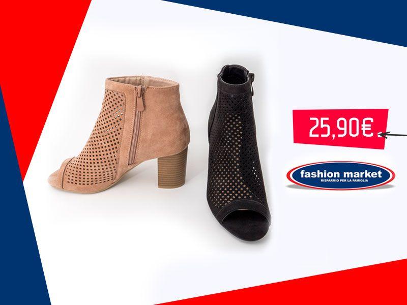 offerta scarpe donna collezione primavera estate - occasione calzature da donna Fashion Market