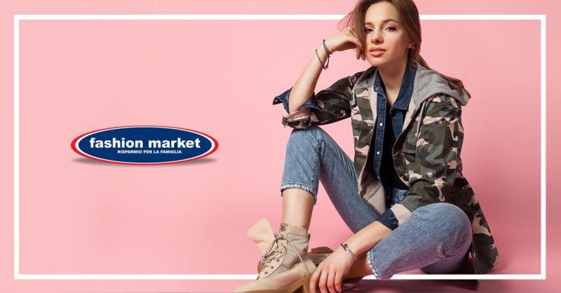 finest selection 82300 aa766 offerta Nuova Collezione abbigliamento Fashion Market ...