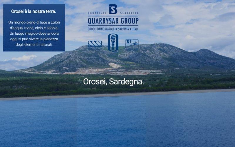 Offerta estrazione vendita marmo di Orosei Sardegna - Promozione lavorazione marmo di Orosei