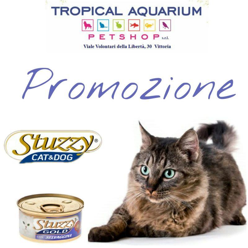 Promozione Stuzzy per gatti