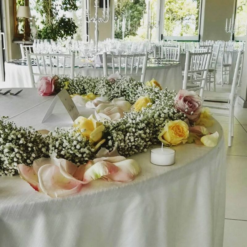 Offerta addobbi floreali per matrimoni  Umbertide - addobbi floreali per cerimonie - Puzzle Wed