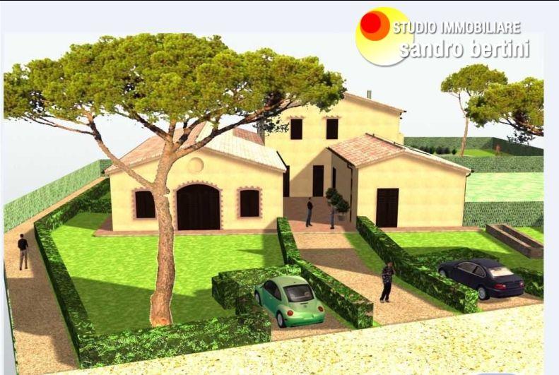 Offerta case in vendita a Piombino con giardino