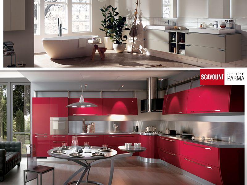 Cucine e bagni - Scavolini Store Parma