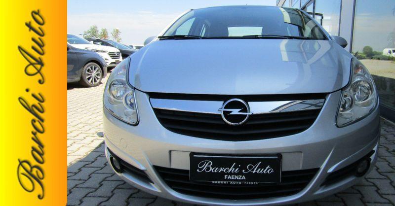 Barchi Auto offerta vendita Opel Corsa 1.3 diesel  - occasione vendita auto usate Faenza