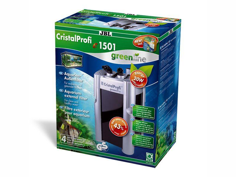 Filtro JBL Cristal Profi E1501 greenline