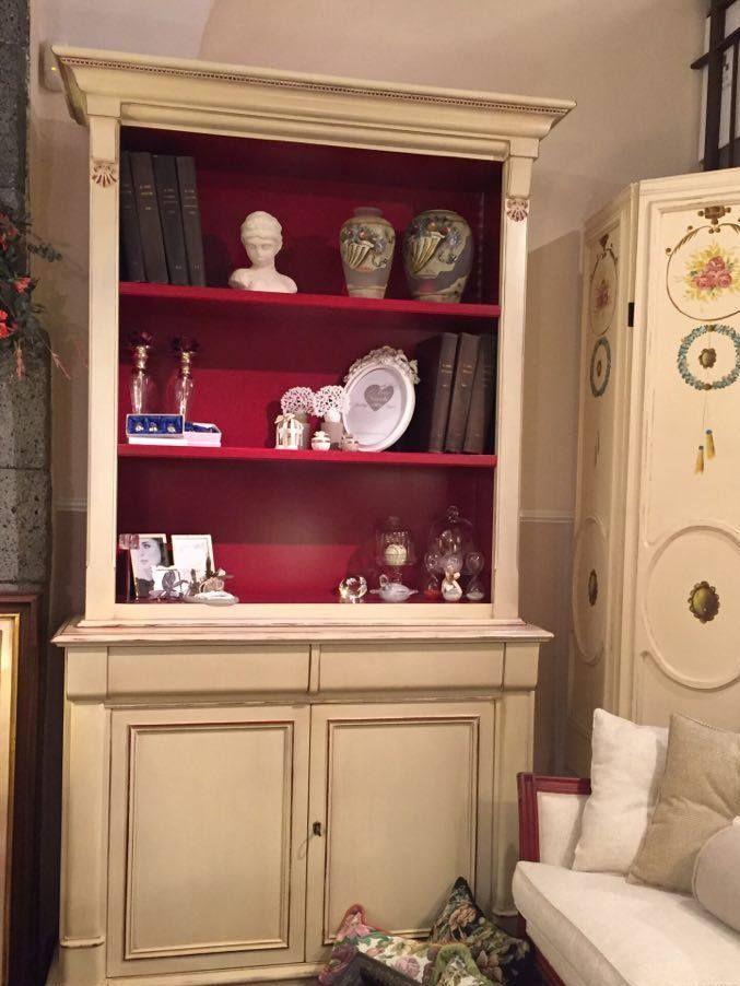 Libreria - promozione stile '800 francese Casa Antica Arredamenti