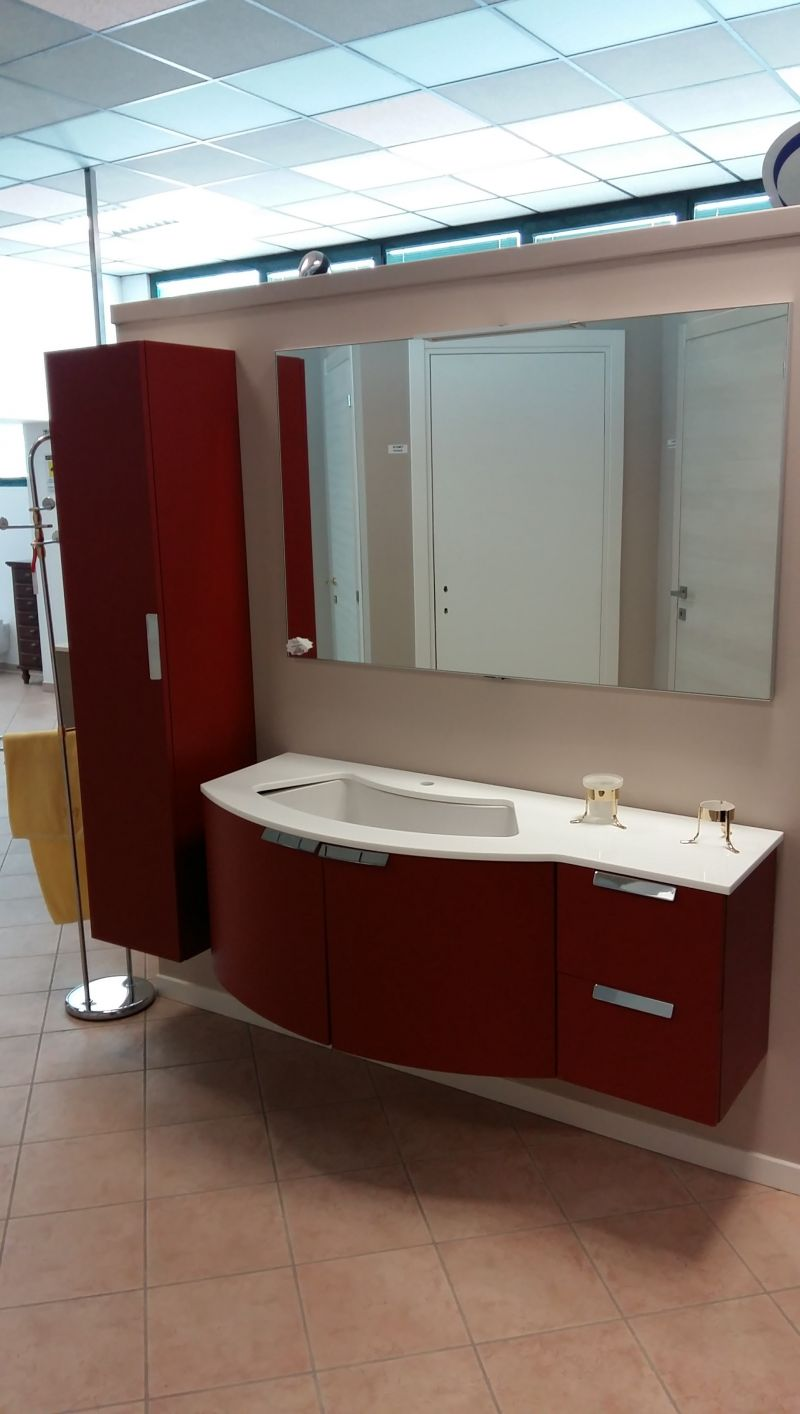 Offerta-Promozione-Occasione Mobile completo bagno-edil ceramiche beretta-bergamo
