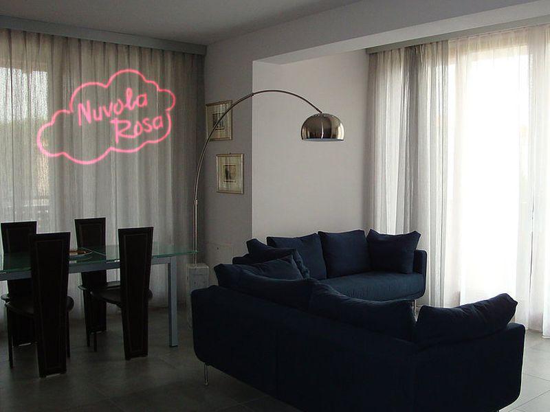 Progettazione e realizzazioni personalizzate tende - Nuvola Rosa