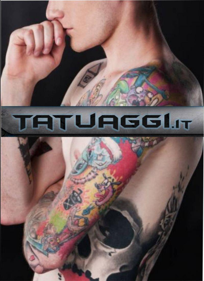 offerta tatuaggi e piercing - occasione tattoo fantasy