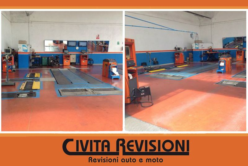 Offerta - Occasione - Promozione - Revisioni Officina Autocarrozzeria Civita Castellana Viterbo