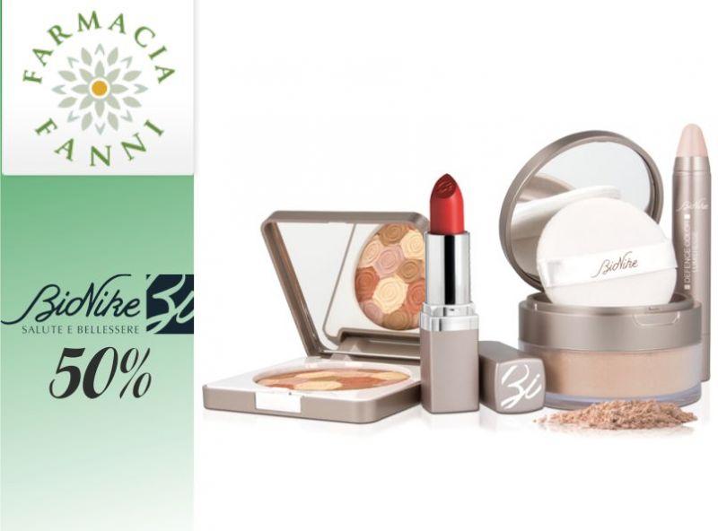 promozione cosmetici BioNike - offerta make up BioNike - Farmacia Fanni Villacidro