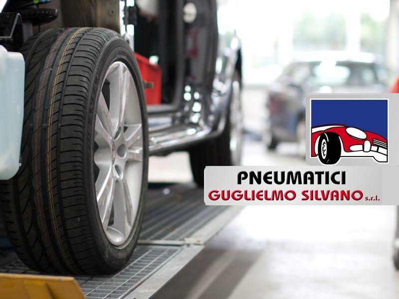 offerta assistenza pneumatici - Promozione officina revisioni - Guglielmo Silvano Pneumatici