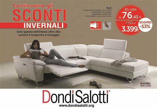 Awesome Dondi Salotti Prezzi Gallery - Design and Ideas ...