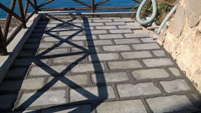 LAVORI PAVIMENTAZIONI STRADALI IN PIETRA TOSCANA EMILIA... - SiHappy
