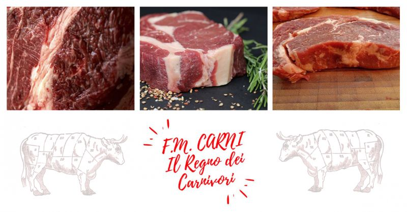 FM CARNI offerta carni certificate razze podoliche - promozione carne per brace e barbecue