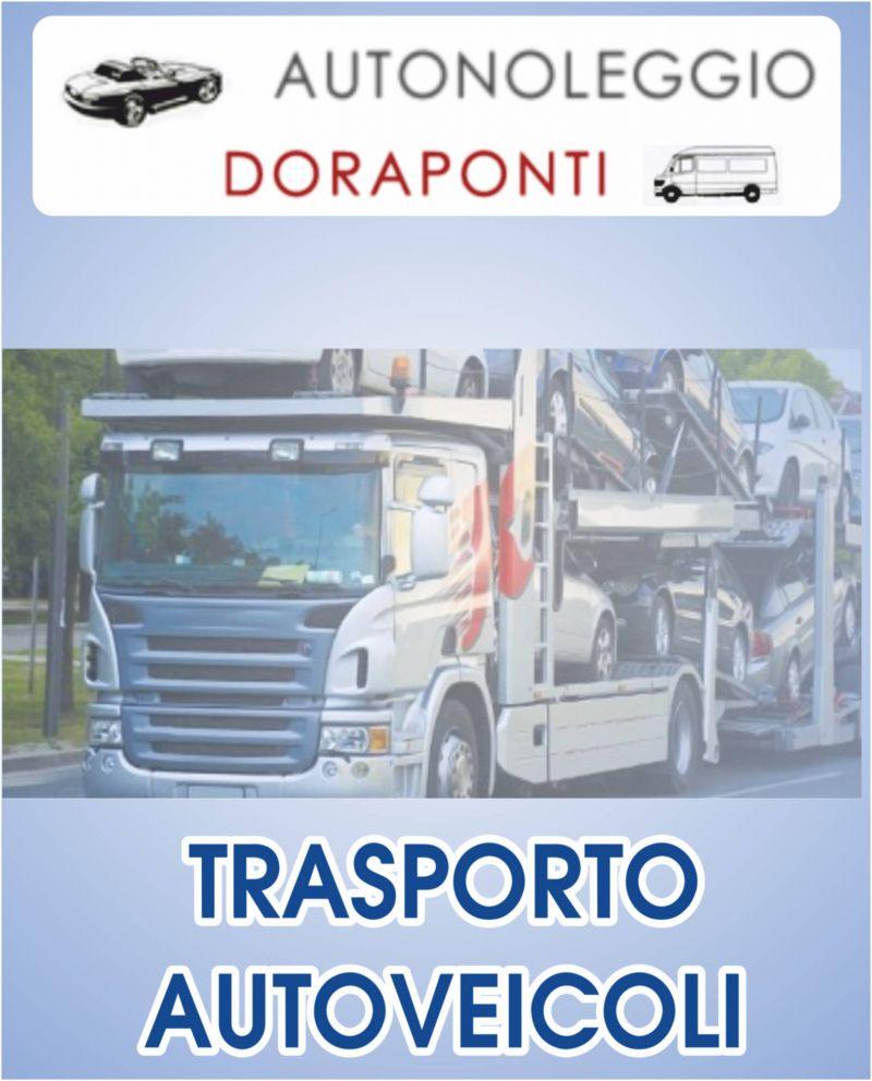 offerta trasporti autoveicoli - promozione trasporti autoveicoli doraponti