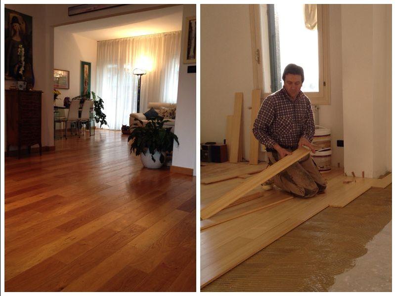 Promozione Riparazione Pavimenti in legno - Offerta posa pavimenti legno - FM Casa Sicura