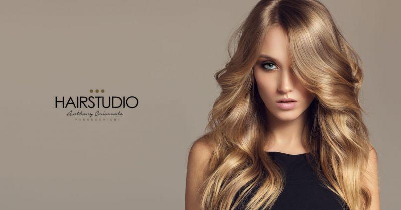 HAIRSTUDIO offerta parrucchiere bio benevento - promozione trattamenti benessere capelli