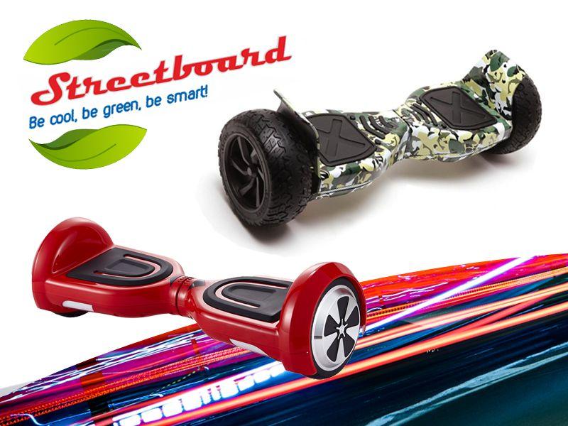 offerta hoverboard streetboard - promozione vendita online hoverboard - streetboard