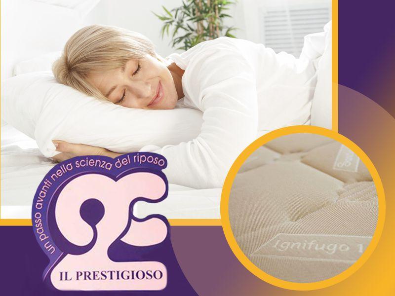 offerta materasso ignifugo - promozione produzione materassi italiani - due c srl