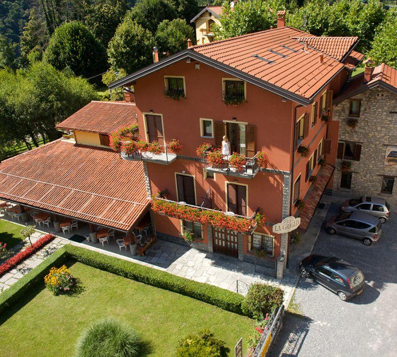 Offerta vacanze Lago como weekend - Occasione dormire a Como Hotel Albergo La Griglia