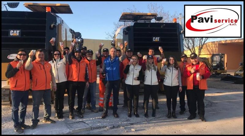PAVISERVICE SRL - Offerta nuove scarificatrici PM620 nolleggio vendita macchine lavori stradali
