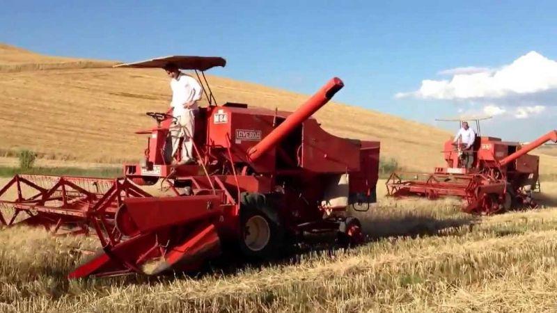 Offre production distribution rechanges interchangeables moissonneuses-batteuses Italie