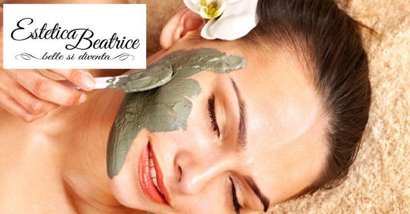 Estetica Beatrice offerta promo trattamento completo viso corpo - occasione omaggio trattamento