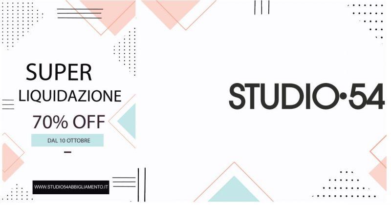 Studio 54 offerta calzature e borse LiuJo - promozione abbigliamento LiuJo