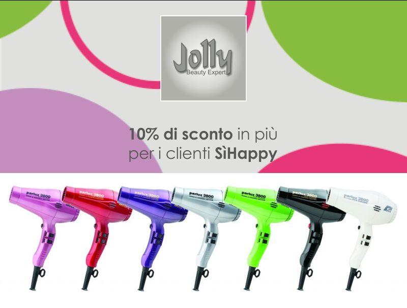 offerta asciugacapelli professionale-promozione phon parlux 3000  milano-jolly Beauty expert e40be264f13
