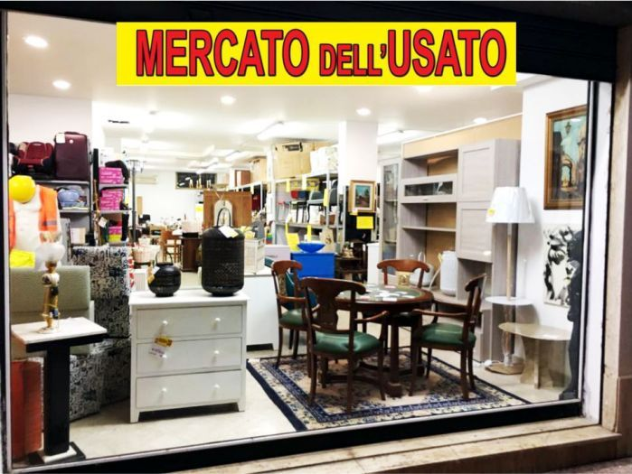 Offerta nuovo e usato occasione mercatino dell 39 usato for Mercatini usato roma