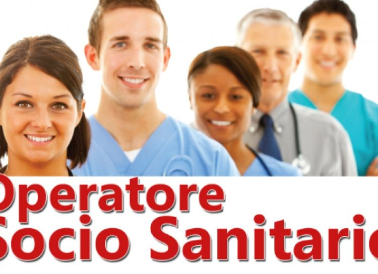 CORSO OPERATORE SOCIO SANITARIO - OSS -