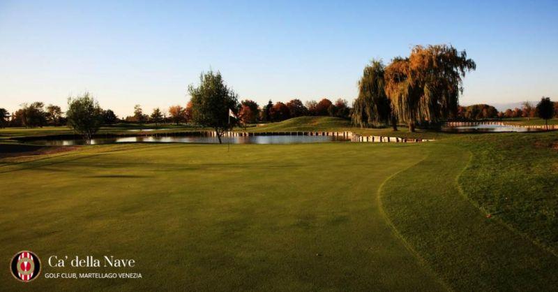 Ca' Della Nave occasione prenotazione campi da golf - occasione accademia lezioni golf