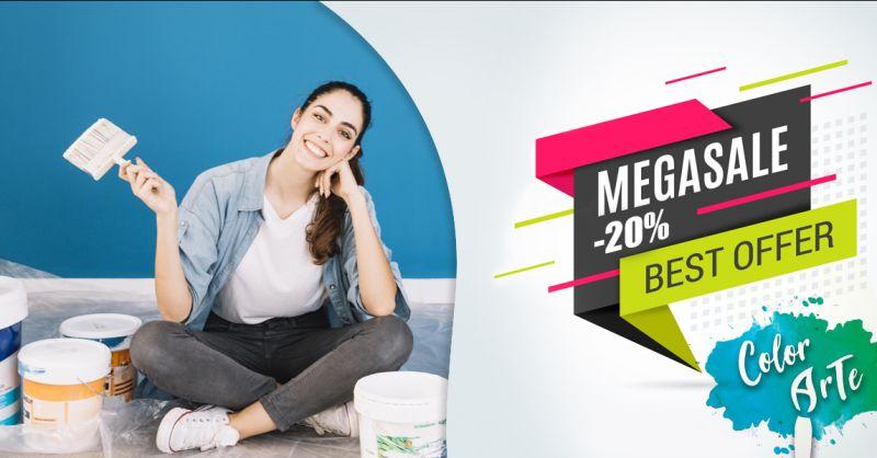 Offerta vendita prodotti tinteggiatura casa - Occasione distribuzione impregnanti per la casa