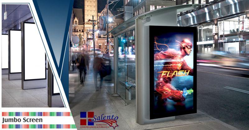 Offerta vendita insegne digitali Jumbo screen per aziende e negozi a Brindisi - SalentoMarketig